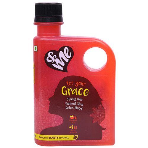 &Me Grace Watermelon, 230 ml Bottle