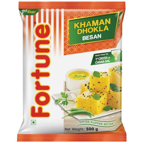Fortune  Khaman Dhokla Besan, 500 g