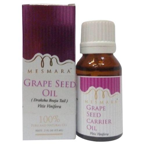 Mesmara Grape Seed Carrier Oil, 30 ml