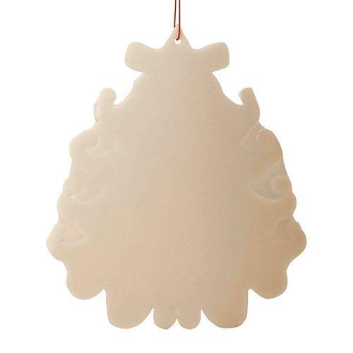 DP Christmas-Xmas Hangable Decorative Tree - Multicolour, BB1126-4, 1 pc
