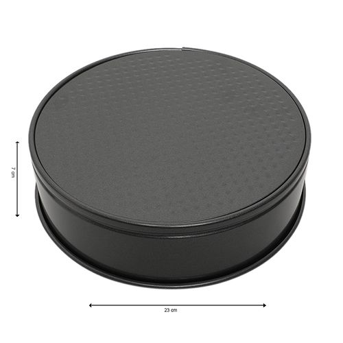 DP Cake-Chocolate Moulds - Metal, Small, Grey, BB 1012 GRY, 3 pcs