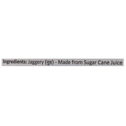 Paawak Natural Jaggery/Gul Cubes, 500 g Pet Jar