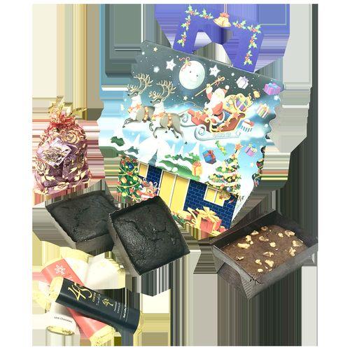 Tree Of Life Christmas Hut Gift Set, 480 g