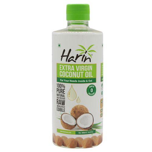 Harin Extra Virgin Coconut Oil, 500 g pet