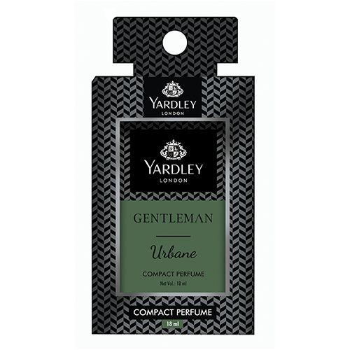 Yardley London Gentleman - Urbane Compact Perfume, 18 ml