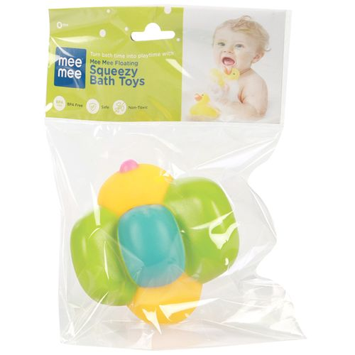 Mee Mee Floating Squeezy Bath Toys, 1 pc
