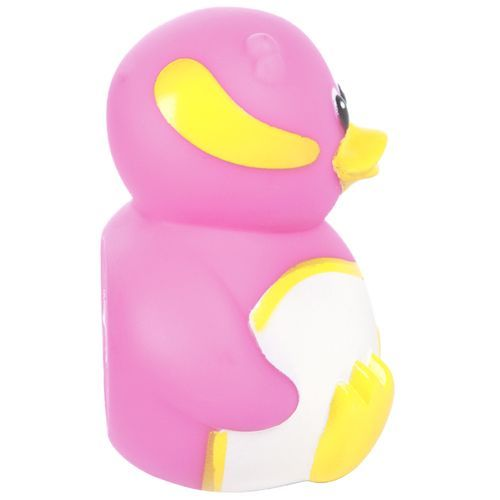 Mee Mee Floating Squeezy Bath Toys - Purple Penguin, 1 pc