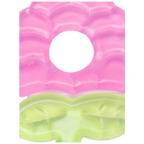 Mee Mee Multi-Textured Water Filled Teether - Pink, 1 pc