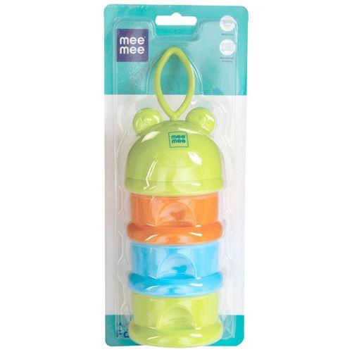 Mee Mee Multipurpose Milk & Food Starage Container - Multicolour, 1 pc