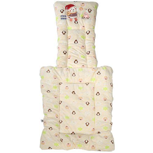 Mee Mee Baby Cozy Carry Nest Bag - Yellow, 1 pc