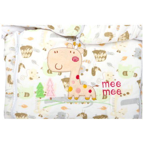 Mee Mee Baby Cozy Carry Nest Bag - Cream, 1 pc