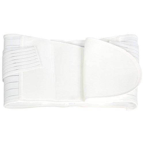 Mee Mee Post Natal Maternity Corset Belt - XXLarge, White, 1 pc