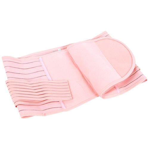 Mee Mee Post Natal Maternity Corset Belt - XXLarge, Pink, 1 pc