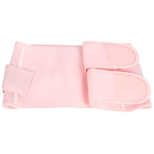 Mee Mee Pre & Post Natal Maternity Corset Belt - XXLarge,Pink, 1 pc