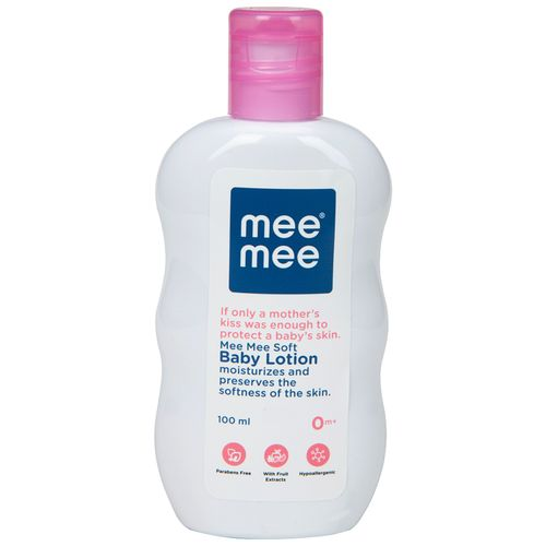 Mee Mee Moisturising Baby Lotion With Fruit Extracts, 1 pc