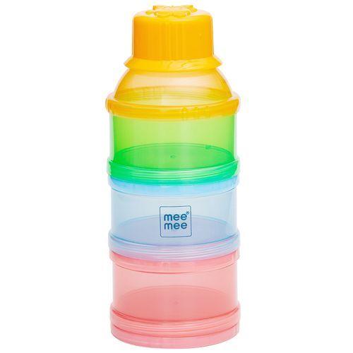 Mee Mee Multipurpose Milk & Food Storage Container - Multicolour, 1 pc