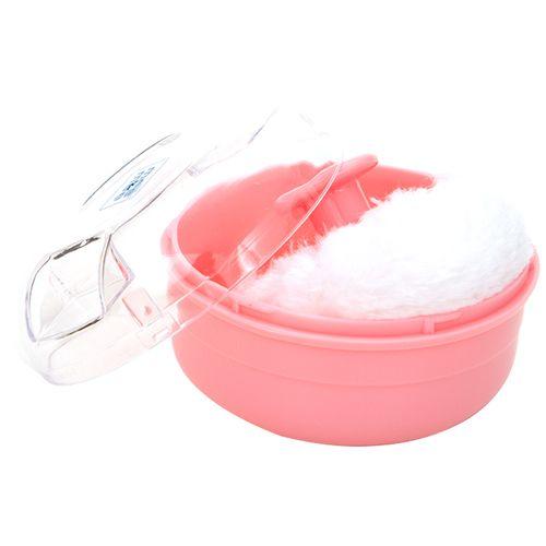 Mee Mee Powder Puff - Soft Feel, Pink, 1 pc