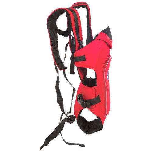 Mee Mee Cuddle Up Baby Carrier - Red, 1 pc