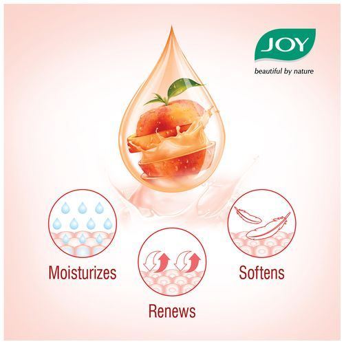Joy Skin Fruits Fruit Moisturizing Skin Cream, 500 ml