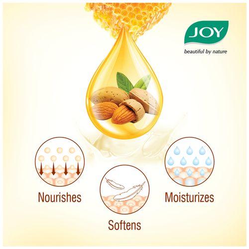 Joy Honey & Almonds Nourishing Skin Cream, 200 ml