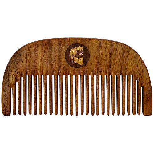 Beardo Compact Sheesham Beard Comb, 1 pc