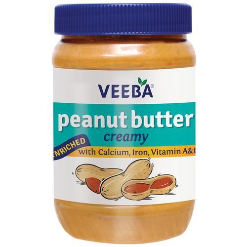 Veeba Peanut Butter - Creamy, 1 kg