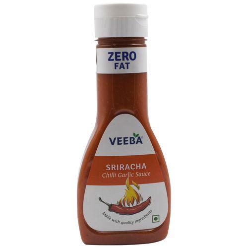 Veeba Sriracha - Chilli Garlic Sauce, 320 g