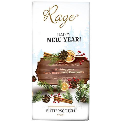 rage happy new year butterscotch chocolate