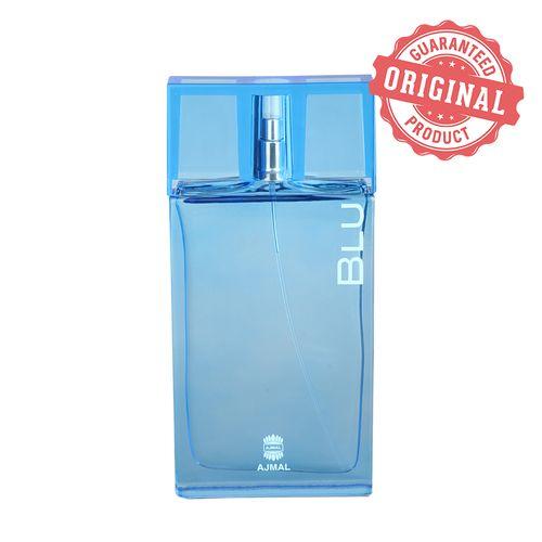 Ajmal Blu EDP Citrus Perfume For Men, 90 ml