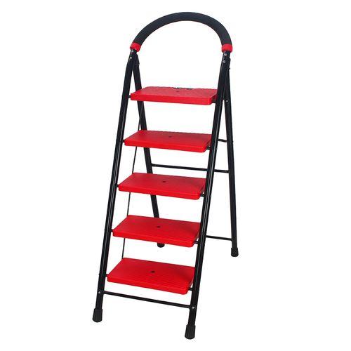 Ciplaplast Premium Home Pro Steel & Aluminium Ladder, 10x47x165 cm