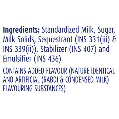 Cavins Rabdi Milkshake, 180 ml