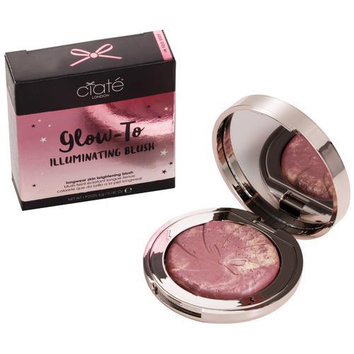 Ciate London Glow-To Illuminating Blush, 4 g In Too Deep