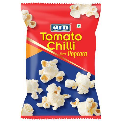 ACT II RTE Tomato Chilli Popcorn, 45 g