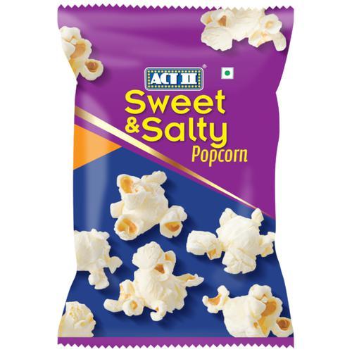 ACT II RTE Sweet & Salty Popcorn, 45 g