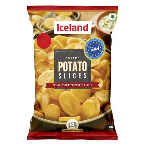 Iceland Crispy Potato Slices, 250 g
