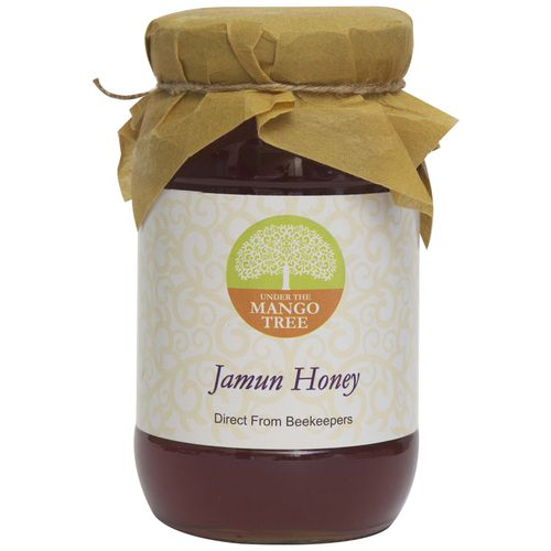 Under The Mango Tree Jamun Honey, 500 g Jar
