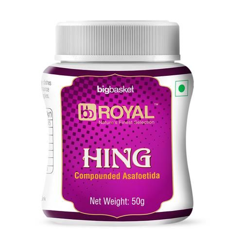 bb Royal Hing - Compounded Asafoetida, 50 g