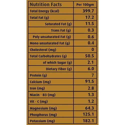 Health Sutra Multi Millet Biscuits, 100 g Monocarton