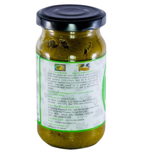 OrientAsian Thai Green Curry Paste, 200 g