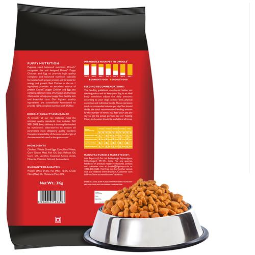 Buy Drools Dog Treats Combo Chicken Egg Dry Food Biscuits For Puppy Online At Best Price Bigbasket