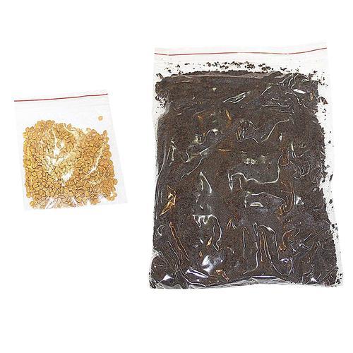 UGF Farms Microgreens Starter Kit - Soil-Less Organic Plant Seeds, Sunflower, 200 g