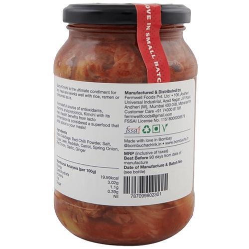 Bombucha Kimchi, 450 g