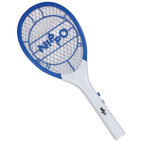 Nippo Rechargeable Mini Mosquito Bat -  Lithium Ion, 1 pc