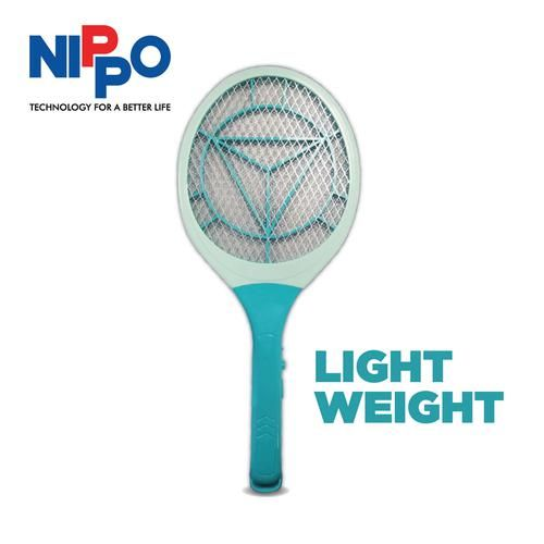 Nippo Mosquito Bat - Rechargeable Terminator 2, Lithium Ion Battery, 1 Pc