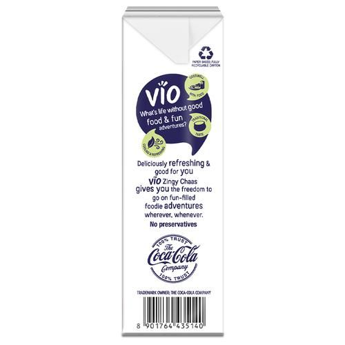 Vio Spiced Buttermilk, 180 ml