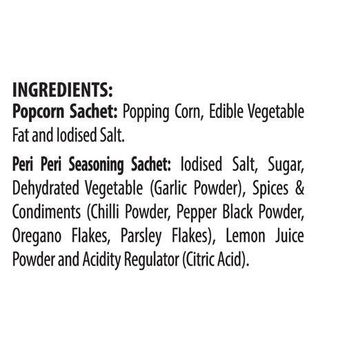 ACT II Microwave Popcorn- Peri-Peri, 106 g