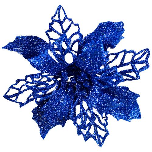 Buy DP Christmas Sparkling Decorative Flower
