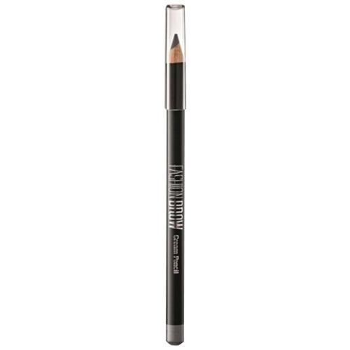 Maybelline New York Fashion Brow Pencil - Grey, 0.78 g