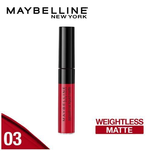 Order Maybelline New York Color Sensational Liquid Matte