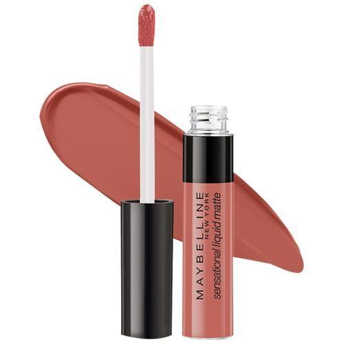 Maybelline New York Sensational Liquid Matte Lipstick - 03
